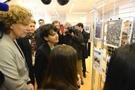 Avec Mme Christine Antorini, ministre danoise de l'Éducation, au collège G. Flaubert, Paris 13è