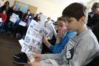 Lancement de la 26ème Semaine de la presse et des médias à l'École