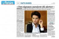 « Villefontaine : des signaux auraient dû alerter » – Entretien au Parisien