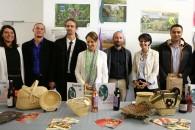 Signature de la Charte partenariale avec la Fédération des Parcs naturels régionaux