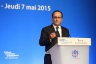 Le président de la République annonce le plan numérique pour l'éducation