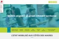Nouvelle version du site PEDT pour accompagner les maires et généraliser les projets éducatif territoriaux