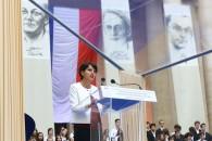 Hommage du monde scolaire et universitaire à Geneviève de Gaulle, Germaine Tillion, Pierre Brossolette & Jean Zay