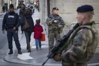 Notre reconnaissance aux forces armées mobilisées depuis les attentats de janvier pour notre protection
