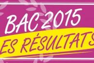 Résultats du #Bac2015 : près de 8 candidats sur 10 reçus du premier groupe d'épreuves