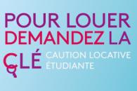 Rentrée étudiante : pour vous loger, pensez à la Clé, la Caution Locative Étudiante