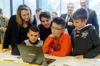 Plan numérique pour l'école: 30 millions d'€ pour financer les nouvelles méthodes d'apprentissage