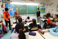 Journée des droits de l'enfant à l'école Maurice Genevoix de Paris