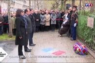 Des vœux d'unité pour 2016 aux hommages aux victimes des attentats – Chronique Hebdo N°60