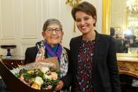 Décoration de Ginette Kolinka, une femme exceptionnelle – Discours de Najat Vallaud-Belkacem