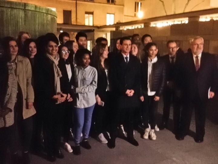20160127-NajatVB-Manuel-Valls-Memorial-Shoah