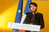 """Réagir face aux théories du complot"", Discours de Najat Vallaud-Belkacem"