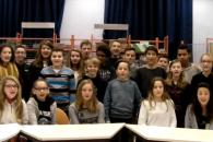 Entretien en anglais avec les élèves du Collège Le Bastion de Carcassonne