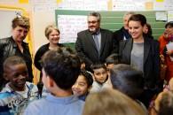 Signature du Projet éducatif territorial de Clermont-Ferrand : des apports des nouveaux rythmes en éducation prioritaire