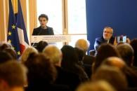 Discours d'installation du Réseau des Lieux de mémoire de la Shoah en France