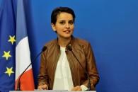 Najat Vallaud-Belkacem très réservée sur le ni droite ni gauche d'Emmanuel Macron