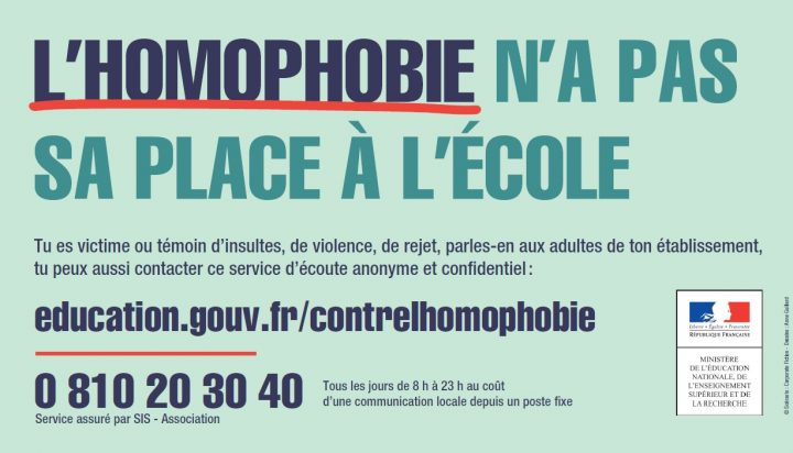 journ e internationale de lutte contre l homophobie et la transphobie le minist re mobilis. Black Bedroom Furniture Sets. Home Design Ideas