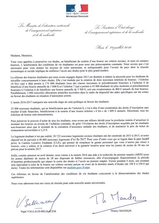 20160729-NajatVB-Lettre-aux-étudiants-boursiers-Web