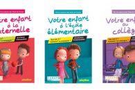 Najat Vallaud-Belkacem annonce la parution des ouvrages destinés aux parents d'élèves