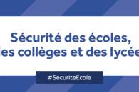 Sécurité des écoles, collèges et lycées : dossier de présentation