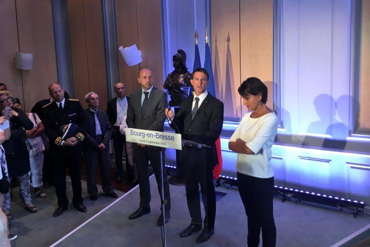 20160905-Najat-Vallaud-Belkacem-Manuel-Valls-Bourg-en-Bresse-Cérémonie-Web