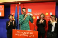 Gaël Faye, Prix Goncourt des Lycéens 2016 – Discours de Najat Vallaud-Belkacem