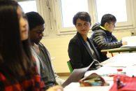 Najat Vallaud-Belkacem lance une mobilisation pour l'apprentissage du français aux publics migrants et réfugiés