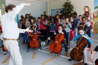 « Création en cours » – 100 jeunes artistes, 100 écoles et établissements scolaires, 100 créations
