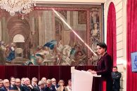 Sup-Recherche : discours à l'Élysée en l'honneur des lauréats Idex-Isite