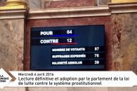 De la loi Prostitution à la loi Villefontaine – Chronique Hebdo N°73