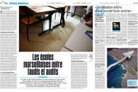 «La situation des écoles marseillaises relève d'une incurie au long cours et hors norme» – Interview à Libération